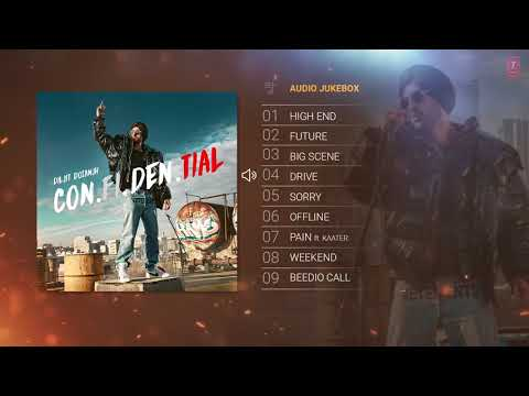 Full Album  Confidential   Diljit Dosanjh   Audio Jukebox