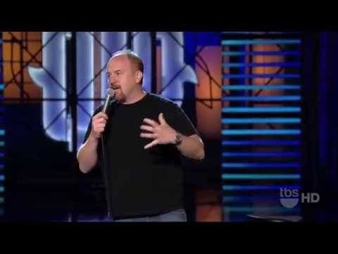 Louis CK Stand Up  - Having a Huge Penis