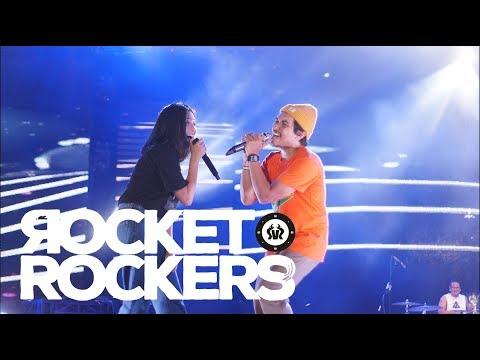 POP PUNK VS EDM! Rocket Rockers x Midnight Quickie - Ingin Hilang Ingatan ( Live Jakarta Fair 2017 )