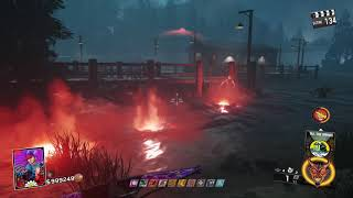 Call of Duty : Infinite Warfare Zombies Rave In The RedWoods Scene 134