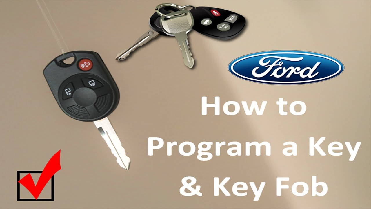 Image result for Ford key fob programming