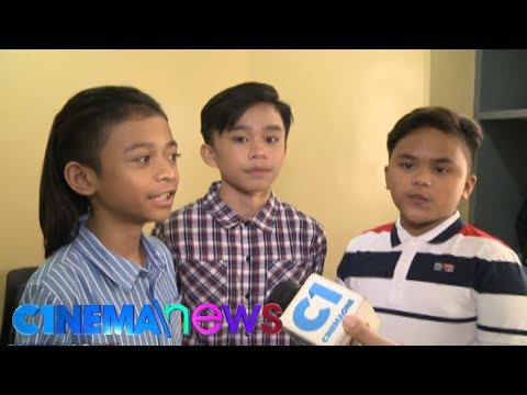 CINEMANEWS: TNT Boys are proud to be performing in an international stage