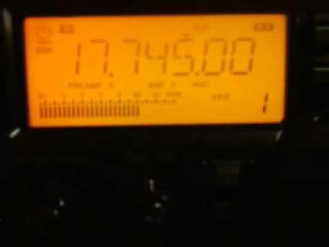 17745khz, Sudan Radio Service, Woofferton,G,Arabic(Juba).