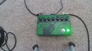 Dunwich Amps DA120 Overdrive