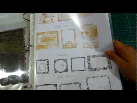 Haul Series 2 - I Brake for Stamps - fantastic rubber stamps