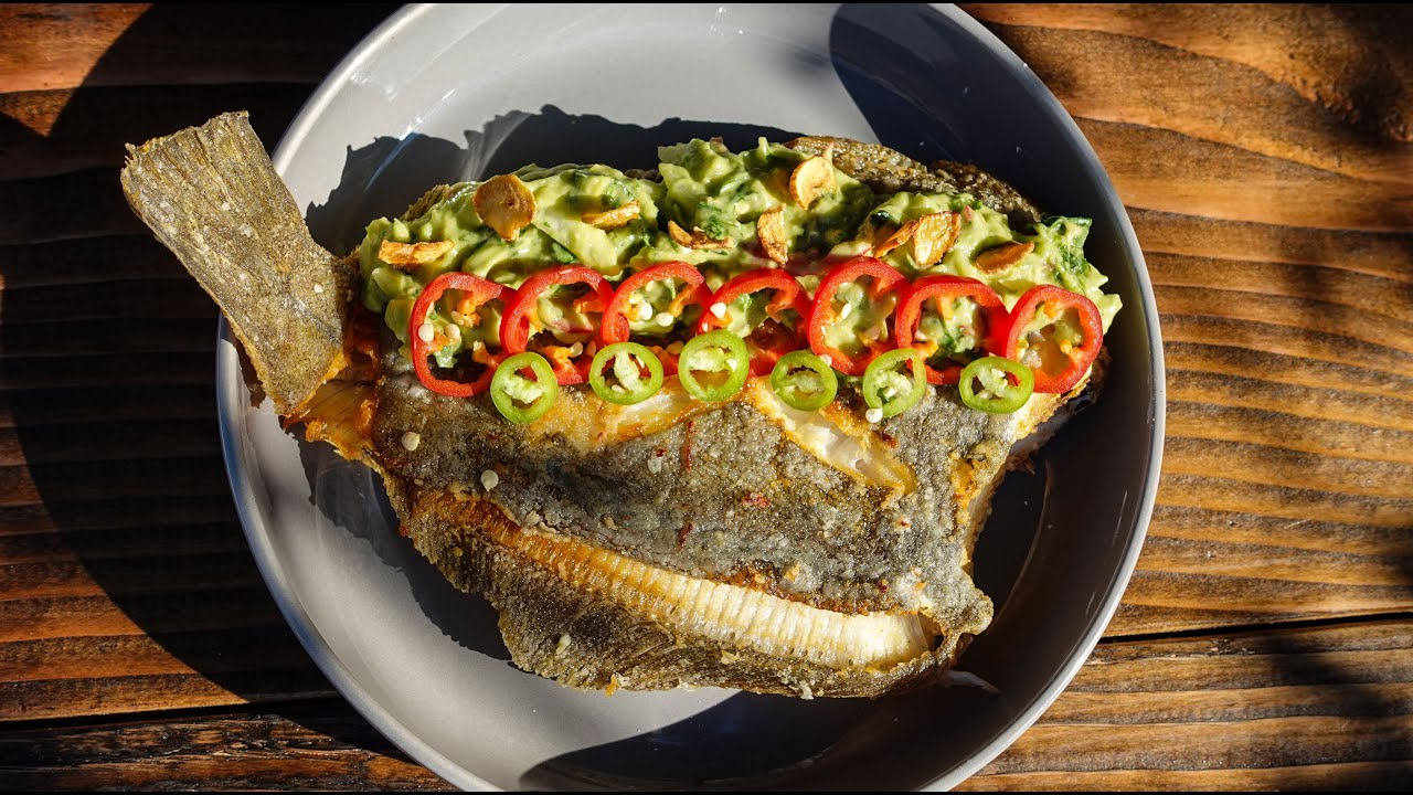 New Species! FAVORITE WAY TO COOK FLATFISH | Catch And Cook