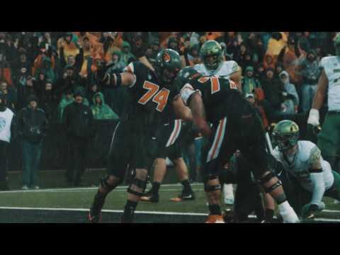 Oregon vs Oregon State Highlights