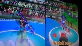 wii sports resort swordplay part 1 swordplay duel and showdown