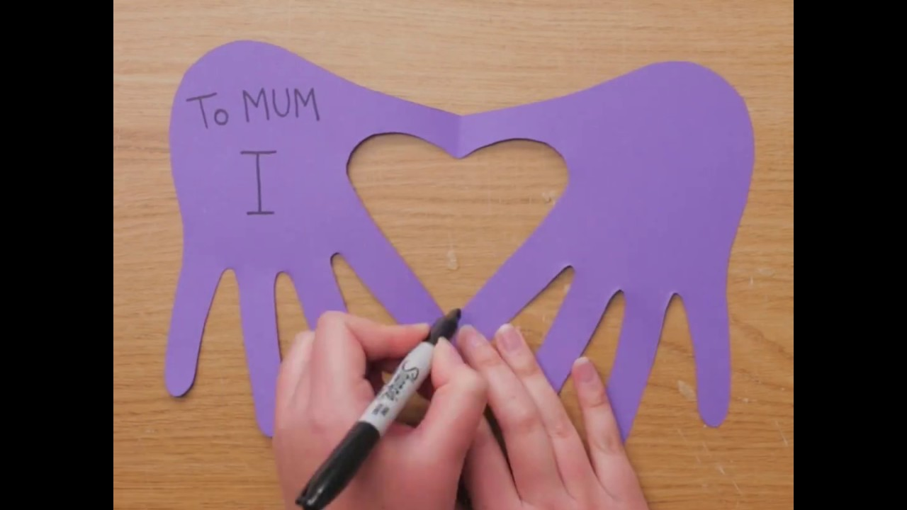 Perfect Mother S Day Crafts For Young Kids Youtube