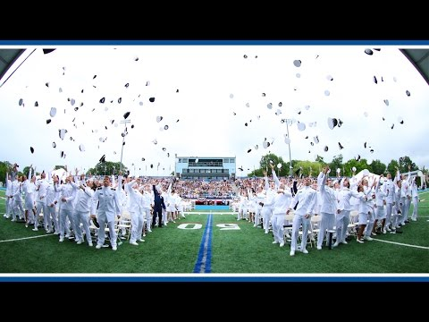 2015 USMMA Graduation Highlight Video
