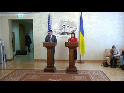 US Confirms Ukraine Aid Package: US Treasury Secretary meets Ukraine's Finance Minister in Kyiv