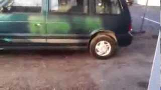 Look at a 1995 Plymouth Voyager