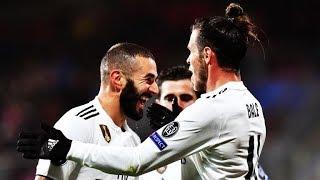 Gareth Bale 1 minute highlights vs Viktoria Plzen away (Champions League)