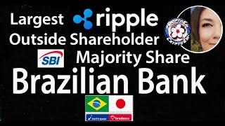 Baixar Largest Ripple Outside Shareholder SBI Holdings  Takes Majority Share Brazilian Bank Net Investment