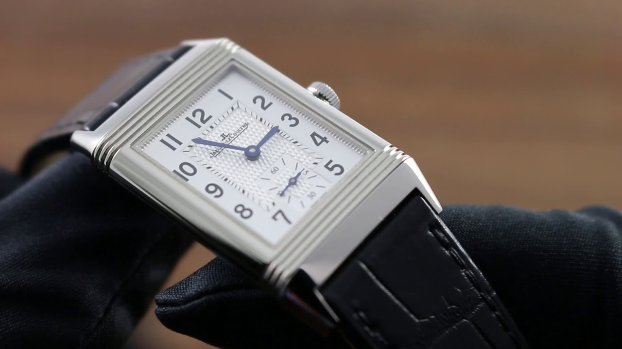 0513d47eaa6 Jaeger-LeCoultre Reverso Classic Medium Small-Second 2438520 Showcase Review