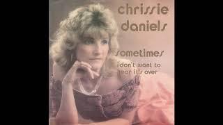 Chrissie Daniels - Sometimes (1989)
