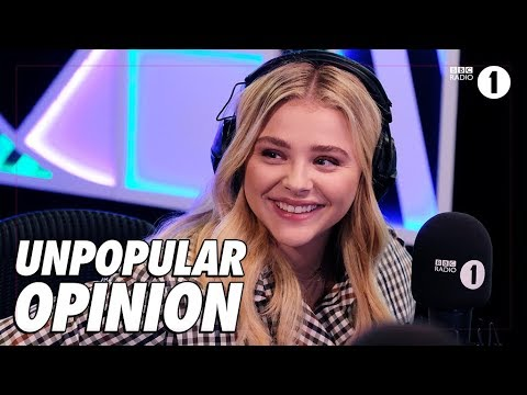 Unpopular Opinion with Chloë Grace Moretz