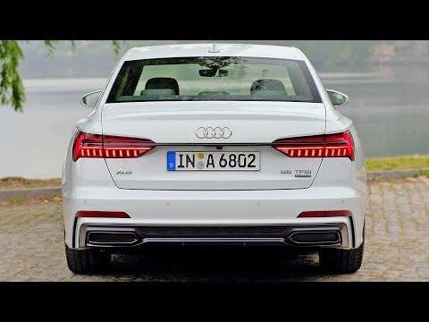 Audi A6 (2019) High-Tech Sedan
