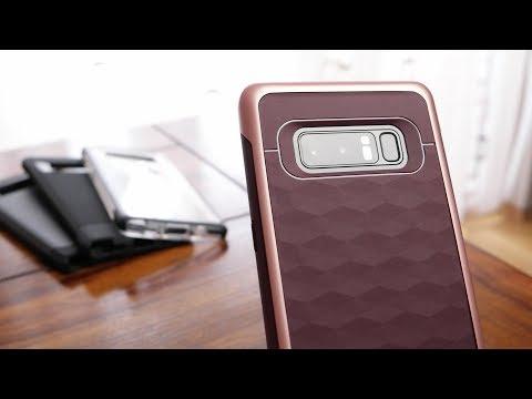 Schutz für das Samsung Galaxy Note 8 - Caseology Cases und Hüllen