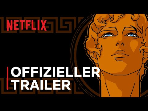 Blood of Zeus | Offizieller Trailer | Netflix