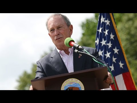 Michael Bloomberg in 90 seconds