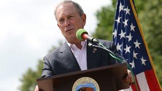 Michael Bloomberg in 90 seconds