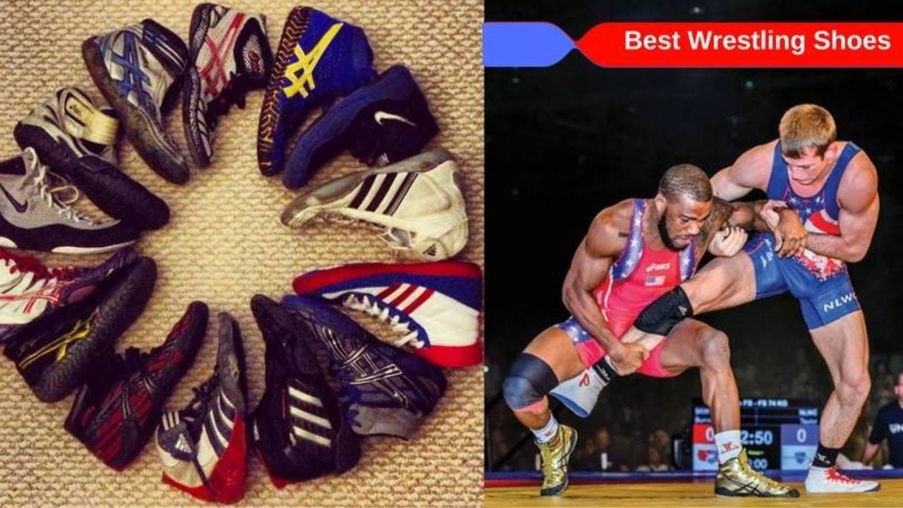 Best Wrestling Shoes on the Market 2020