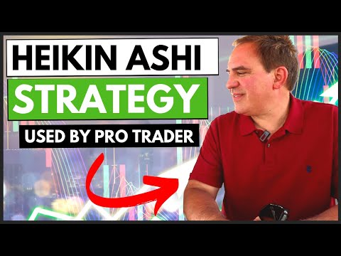 Heikin Ashi Candlesticks Trading Strategy (from A Pro Trader)