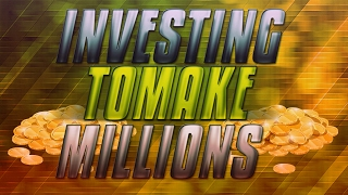 INVESTING TO MAKE MILLIONS IN MADDEN MOBILE 17