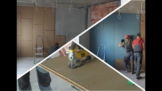 видео Как сделать шумоизоляцию в квартире?