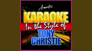 Watch Tony Christie On This Night Of A Thousand Stars video