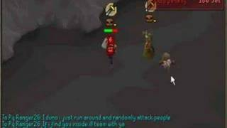 Runescape Str Ya Face Bounty Hunter Pk Video 8! (RANGE+MAUL)
