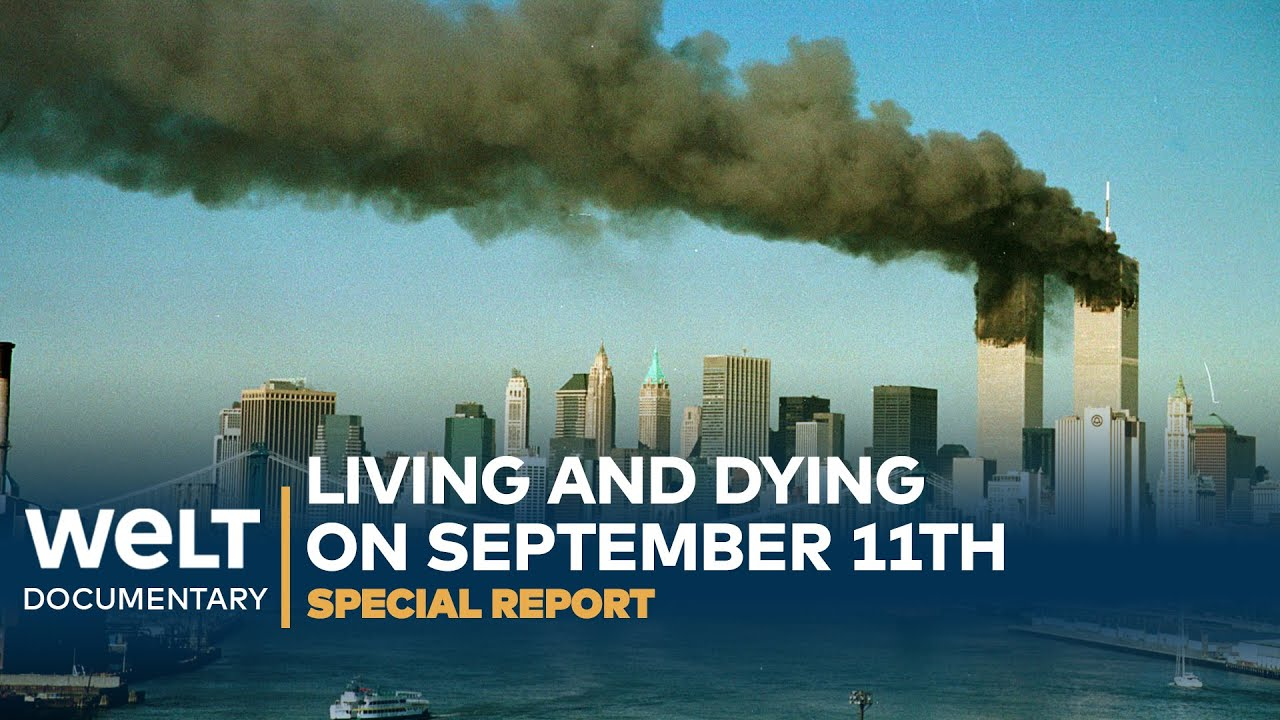 SPECIAL REPORT: Living And Dying On September 11th - A Family Story