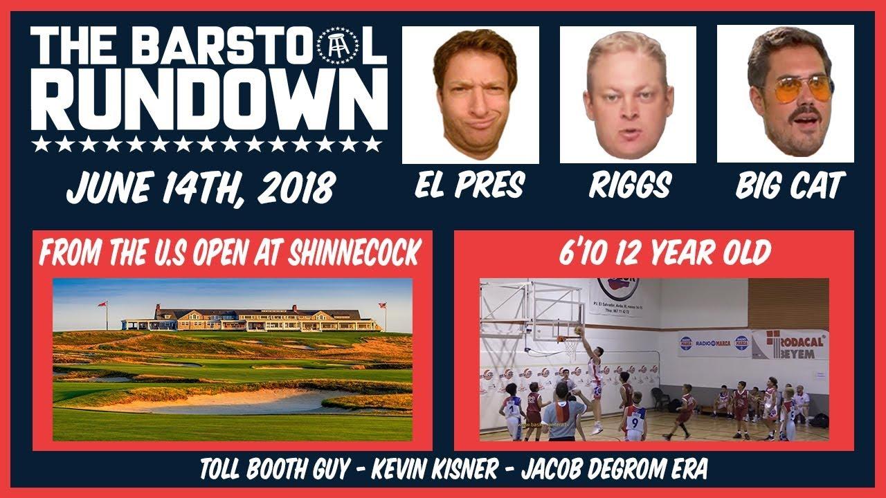 Barstool Rundown - June 14, 2018