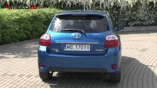 Toyota Auris 1.6 Valvematic Dynamic - test - 4motoTV