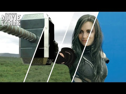 THOR: RAGNAROK - VFX Breakdown by Image Engine (2017)
