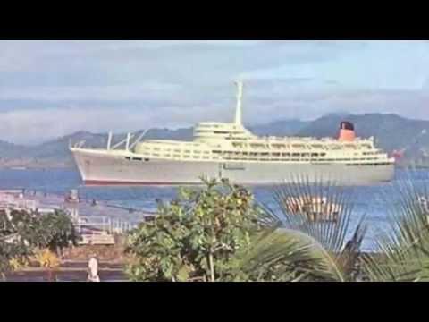 SS Southern Cross / Calypso / Azure Seas / Ocean Breeze