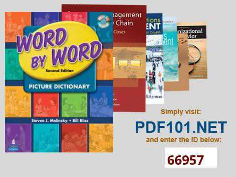 Word by Word Picture Dictionary with WordSongs Music CD 2nd Edition