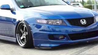 Honda Accord CL7/CL9 Acura TSX Static Camber