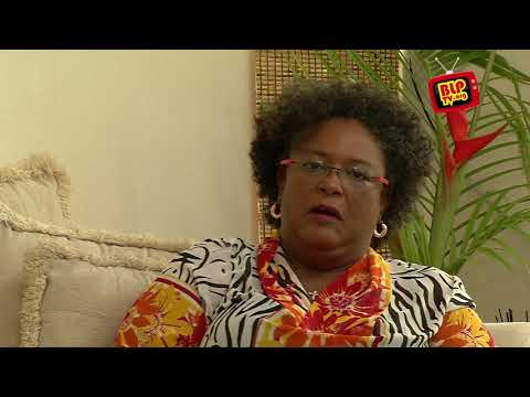 Interview with Mia Amor Mottley (Highlights) #9