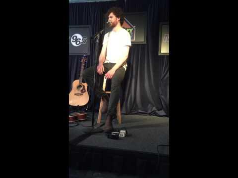 Vance Joy- Talking about Taylor Swift covering Riptide- Houston, TX- October 20, 2014