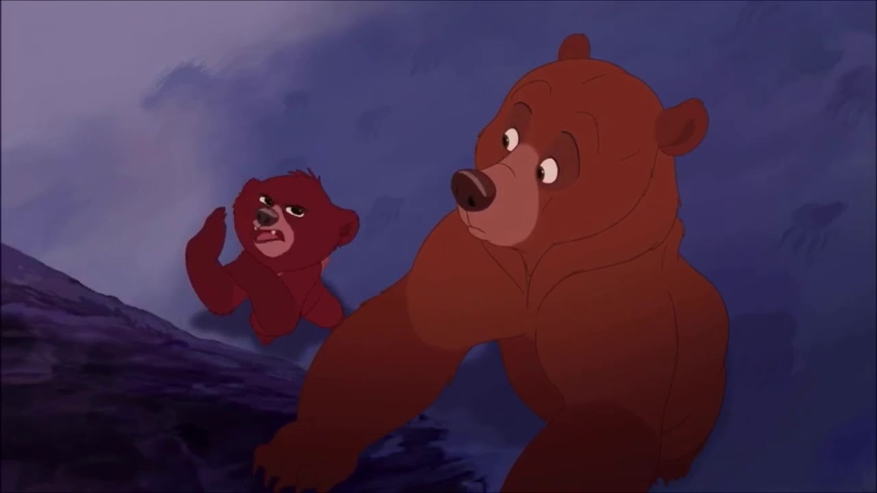 Download Brother Bear 2 (2006) Getting the amulet back