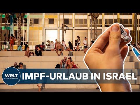 ALL INCLUSIVE: Reisebüro Will Israel-Reise Inklusive CORONA-Impfung Anbieten