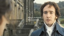 Mr. Darcy's Inner Thoughts