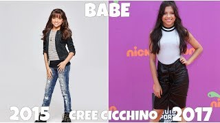 Nickelodeon Famous Kids Stars Before and After 2017