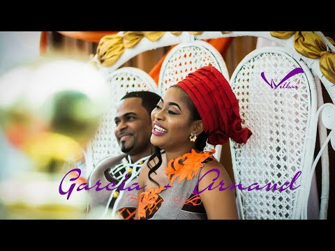 Garcia+Arnaud's Congolese Traditional Wedding Short Film to Pointe-Noire, Congo-Brazzaville