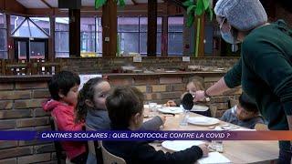 Yvelines | Cantines scolaires : quel protocole contre la covid ?