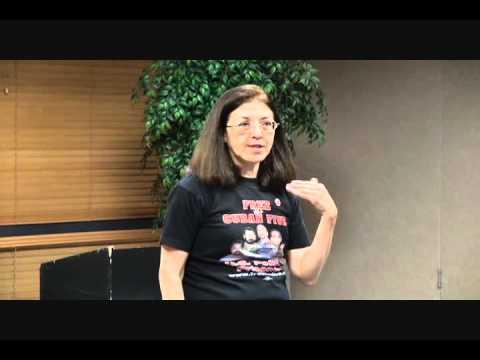 RSU Guest Speaker: Gloria La Riva on Cuba [1/3]