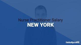 Average Nurse Practitioner Salary in New York