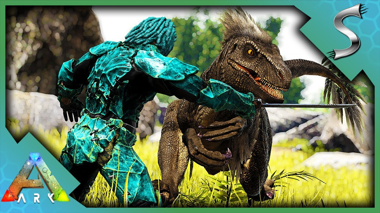 THE STRUGGLE TO FIND DECENT CREATURES IS REAL! - ARK Survival Evolved [E5] thumbnail